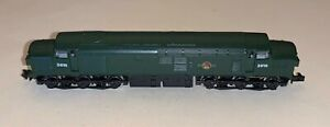 Graham Farish (8014) N Gauge Class 37 Diesel 'D6736' in BR Green