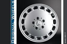 Mercedes Benz Gullideckel Alufelgen 6,5x15 1244001802