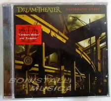 DREAM THEATER - SYSTEMATIC CHAOS - CD Sealed