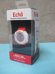 NEW MAGELLAN ECHO WATCH- RED