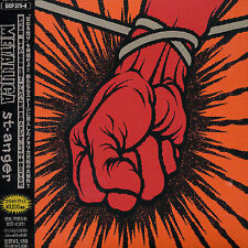 St. Anger [UK Bonus DVD] [PA] by Metallica (CD, Jun-2003, Sony)