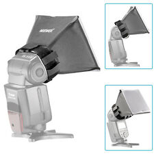 NEEWER Universal Flash Light Diffuser Softbox for Canon Nikon Sony DSLR Camera