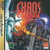 (Used) Sega Saturn Chaos Control [Japan Import]