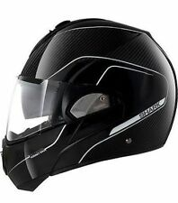 Motorcycle Helmets with Integrated Sun Visor