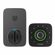 Ultraloq U-bolt Pro Bluetooth Enabled Fingerprint & Keypad Deadbolt