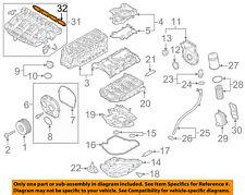 VW VOLKSWAGEN OEM 14-17 Beetle-Engine Intake Manifold Gasket 06K129717A