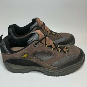 Men's Leather Hiking Boots 7.5