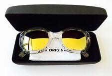 Kirk Originals Bespoke Luxury Limited Edition Gold Lensed Womens Sunglasses