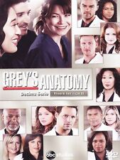 Grey's Anatomy - Stagione 10 (6 DVD) - ITALIANO ORIGINALE SIGILLATO -