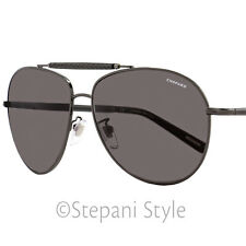 Chopard Aviator Sunglasses SCHB36 568P Shiny Bakelite Polarized B36