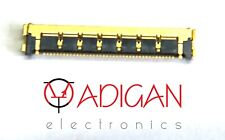"""MacBook Pro A1286 15"""" A1297 17"""" i-PEX LCD LED LVDs 40 Pin Connector 2008-2012"""