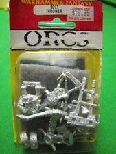 Orcs & Goblins Warhammer Fantasy Chaos Games