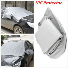 Magnetic Car Windshield Cover Sun Snow Frost Ice Cotton Window Protector Covers