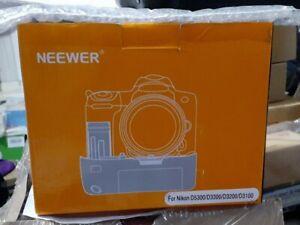 Neewer Vertical Battery Grip D3100N for Nikon D3100/D3200/D3300/D5300 ~ FREE S&H
