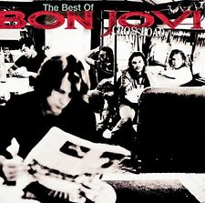 Bon Jovi The Best Of CD Album Crossroad Cross Road Greatest Hits Collection Very