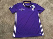 ADIDAS MLS Orlando City SC Purple S/S Soccer Team Polo Shirt Mens Sz M NWT $65