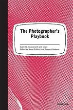 The Photographer's Playbook by Gregory Halpern and Jason Fulford (2014,...