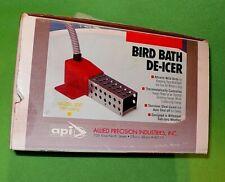 Allied Precision Industries Model 300 (250 Watt)  PAIL & BIRD BATH De-Icer