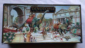 DINOTOPIA Dinosaur Parade 750 piece vintage 90s JIGSAW PUZZLE 100%complete