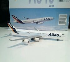 Herpa 560160 1/400 scale Airbus A340-300 House livery model plane avion flugzeug