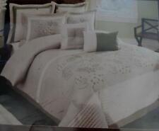 Ellison First King Size 8 Piece Adair King Size Comforter Se - BRAND NEW IN PACK