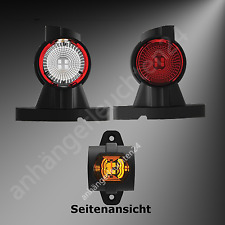 Positionsleuchten Umrissleuchten Begrenzungsleuchte Markierungsleuchte 1Paar LED