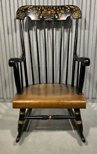 Swell Black Rocking Chairs Antique Chairs 1950 Now For Sale Ebay Ocoug Best Dining Table And Chair Ideas Images Ocougorg