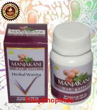 2 Bottles MANJAKANI OAK GALL Capsules Dietary Supplement For WOMEN HEALTH Herbal
