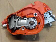 Husqvarna T435 chainsaw engine, piston, cylinder, crankshaft, case OEM
