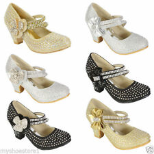 Narrow Width Formal Shoes for Girls