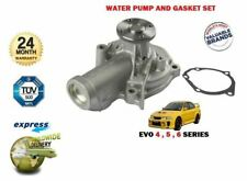 FOR MITSUBISHI LANCER EVO EVOLUTION 4 5 6 2.0 TURBO IMPORTS 1996-2000 WATER PUMP