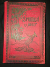 Spiridon le muet - André Laurie - illust. Damblans - 1907 - SF science fiction