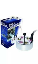 Alpine 3 Jet Pond Fogger Kit with 18 LED Lights & Floating Ring