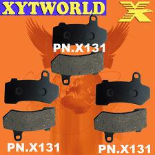FRONT+REAR Brake Pads HARLEY DAVIDSON FLHTCU Ultra Electra Glide 2008-2012 2013