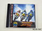 Riding Hero Neo Geo CD Japanese Import Neogeo SNK Japan JP US Seller