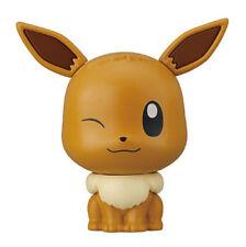 Bandai Pokemon Figure Capchara Gashapon 4 Eevee