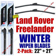 WINTER Wipers 2-Pack Premium Grade fit 2002-2005 Land Rover Freelander 35220/210