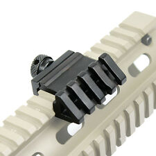 "2"" 45 Degree Offset Picatinny / Weaver Rail Mount for Iron Sights Laser Optics"