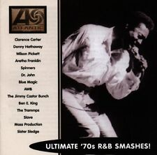 Ultimate 70'S R&B Smashes CLARENCE CARTER DONNY HATHAWAY SPINNERS Dr JOHN Rhino