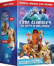 L'Era Glaciale 5 + Peluche 18cm DVD - totalmente in italiano
