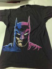 Batman head vintage 1980s single stitch Screen Stars T SHIRT Medium M