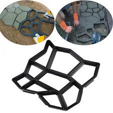 42cm DIY Plastic Path Maker Mold Manually Paving Cement Brick Stone Road LP