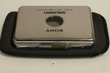 Sony WM-EX808HG Chrome Mirror High Quality Walkman Cassette Player Working