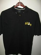 Viera Florida High School USA VHS Bowling Team League Black Sport Polo Shirt XLg