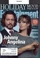EW ENTERTAINMENT JOHNNY DEPP / ANGELINA JOLIE 11 NOVEMBER 19 2010 10