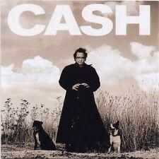 JOHNNY CASH AMERICAN RECORDINGS VINILE LP 180 GRAMMI NUOVO E SIGILLATO