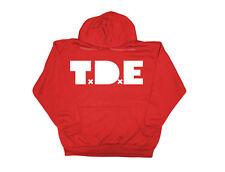 TDE Hoodie Kendrick Lamar AB-Soul ScHoolboy Q YG Dr DRE Tee Compton Multi Colors