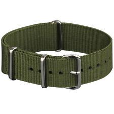 Fabric/Canvas Wristwatch Strap