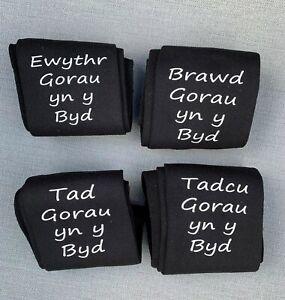Tadcu gorau yn y byd Mens Black Socks Father's Day Socks Tad gorau Ewythr gorau