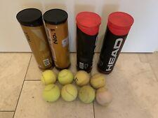 50 Tennisbälle gebraucht